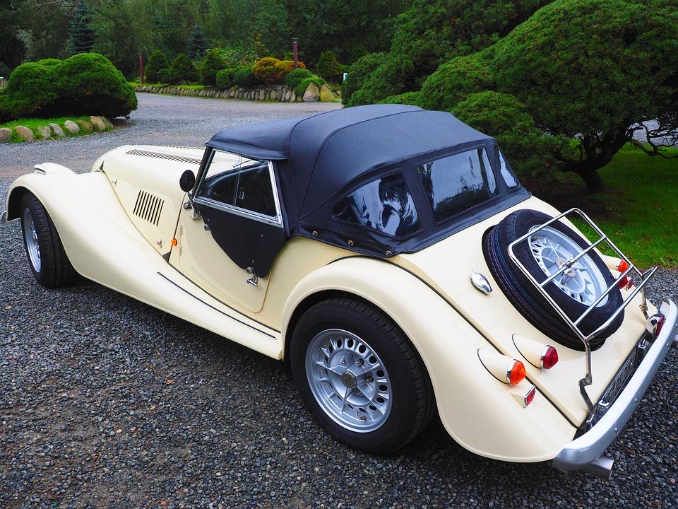 Morgan Plus 8 Auto Fahrzeug Kostenloses Foto Auf Pixabay