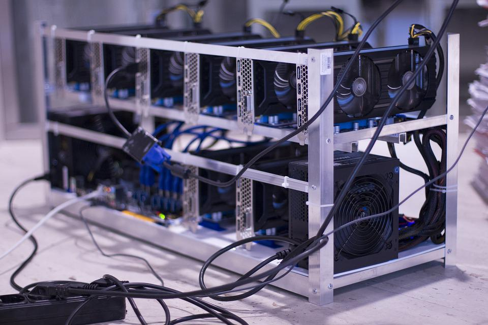 Farm, Mining, The Ethereum, Market, Digital, Blockchain