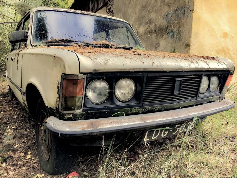 Fiat Car The Vehicle Old · Free photo on Pixabay
