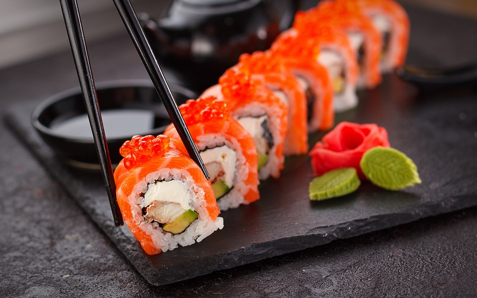 Bio-Customized 3D-Printed Sushi is Here, and It's Weird – Yahoo News