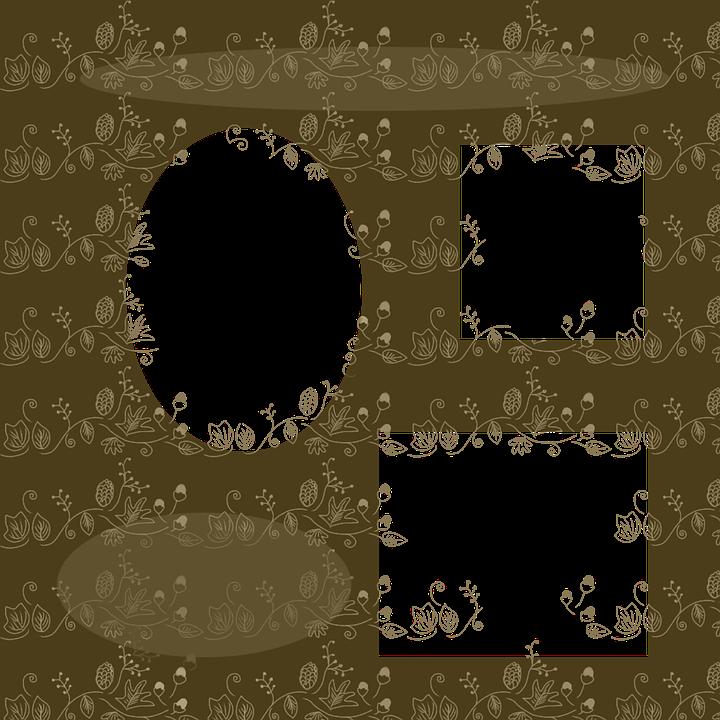 Foto-Rahmen-Vorlage Quadrat · Kostenloses Bild auf Pixabay