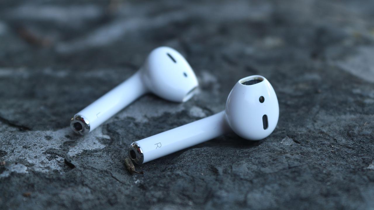 Airpods Apple Cuffie - Foto gratis su Pixabay