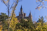 hohenzollern, castle