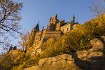 hohenzollern, fortress