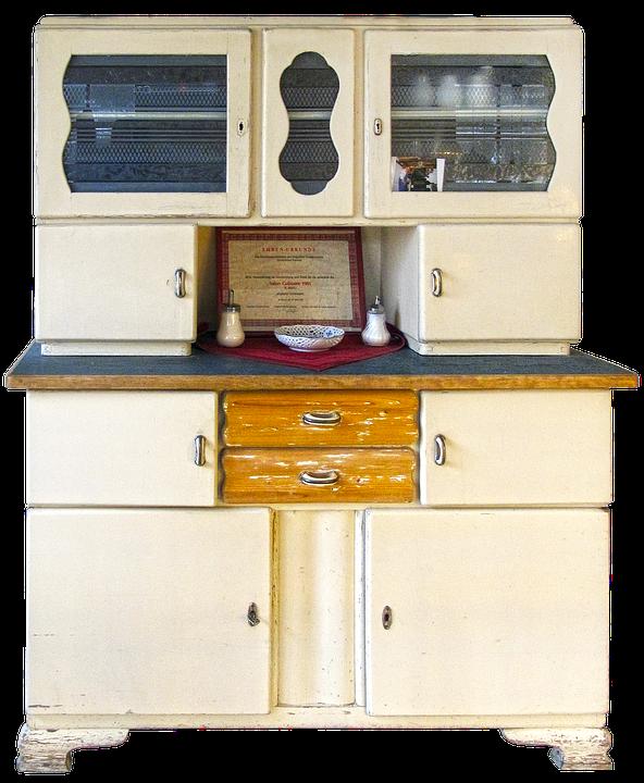 Credenza Armadio Da Cucina Buffet · Foto gratis su Pixabay