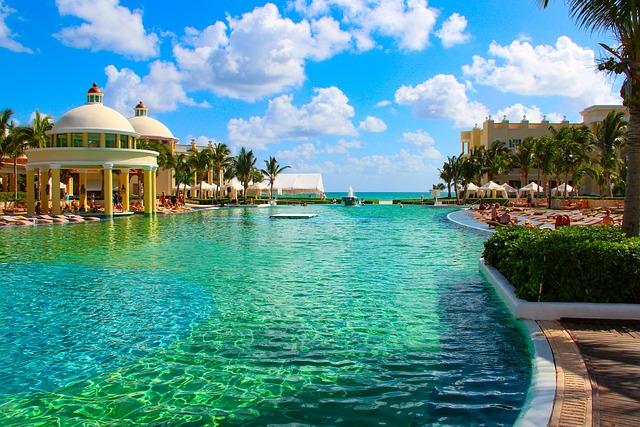 mexico hotel iberostar grand  photo  pixabay