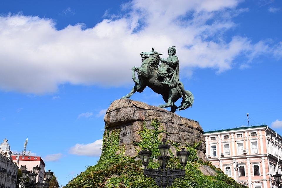 Пам'ятник Богданові Хмельницькому
