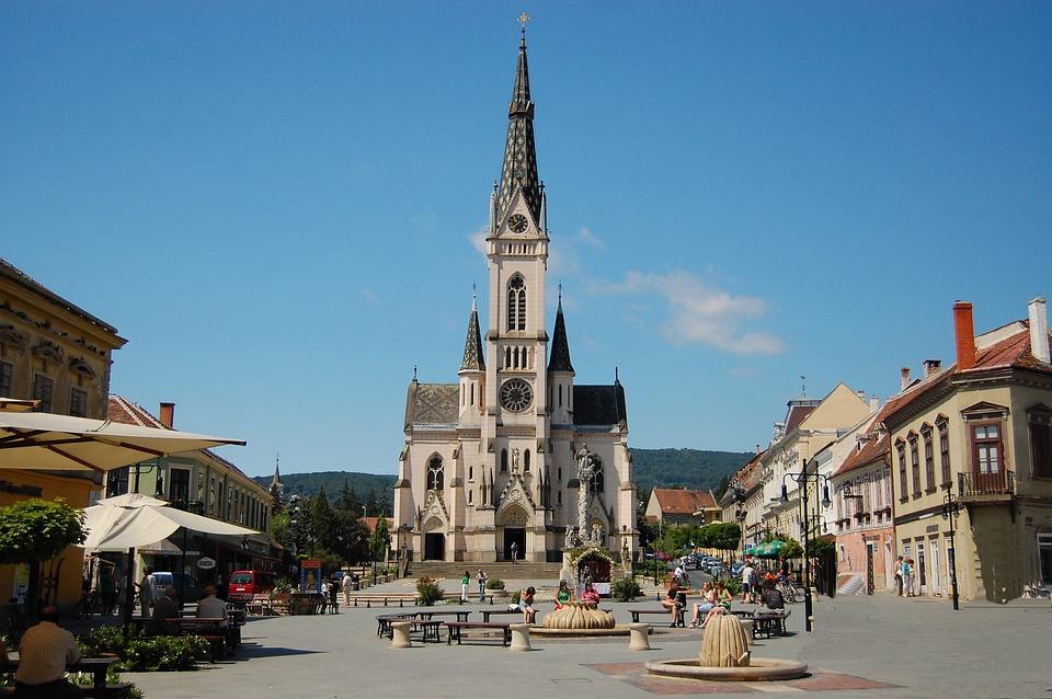 Kőszeg, Magyarország, Jézus Szíve Templom