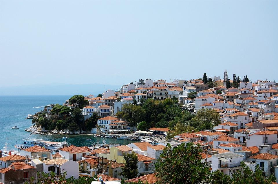 Free Photo Skiathos Greek Island Vacations Free Image On - Greek island vacations