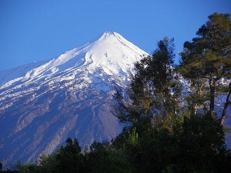 Vista panorámica Parque Nacional del Teide