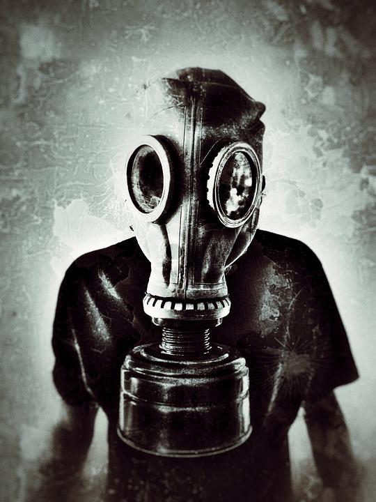 Gas, Mask, Grunge, Gases, Toxic, Respirator, Chemistry