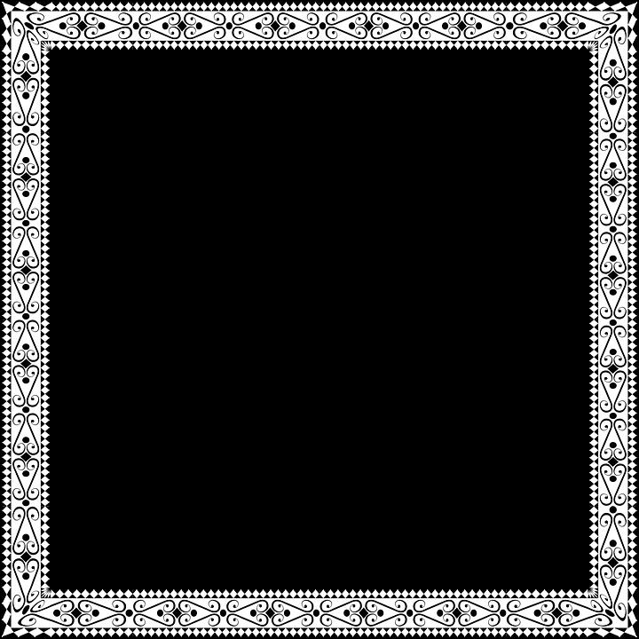 Flourish Frame Decorative · Free vector graphic on Pixabay