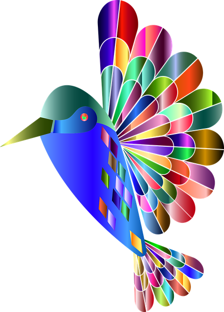 hummingbird animal bird 183 free vector graphic on pixabay