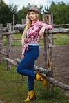 country, village, cowboy