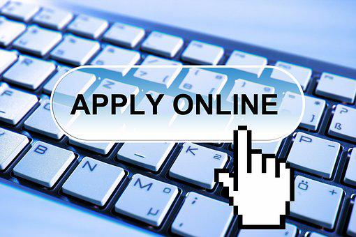 Application, Online, Job Application