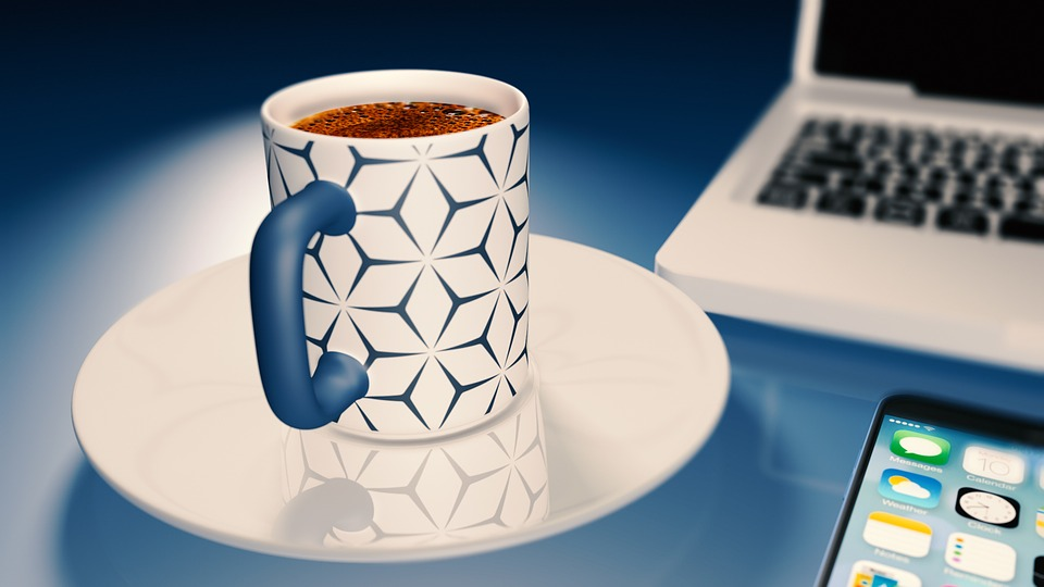 Coffee Mug Office Cup 3D - Free photo on Pixabay