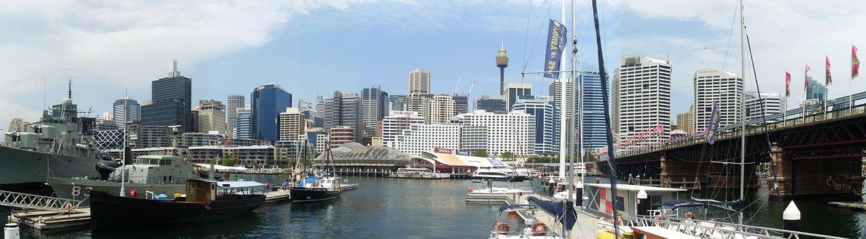Sydney in 7 Tagen - Darling Harbour