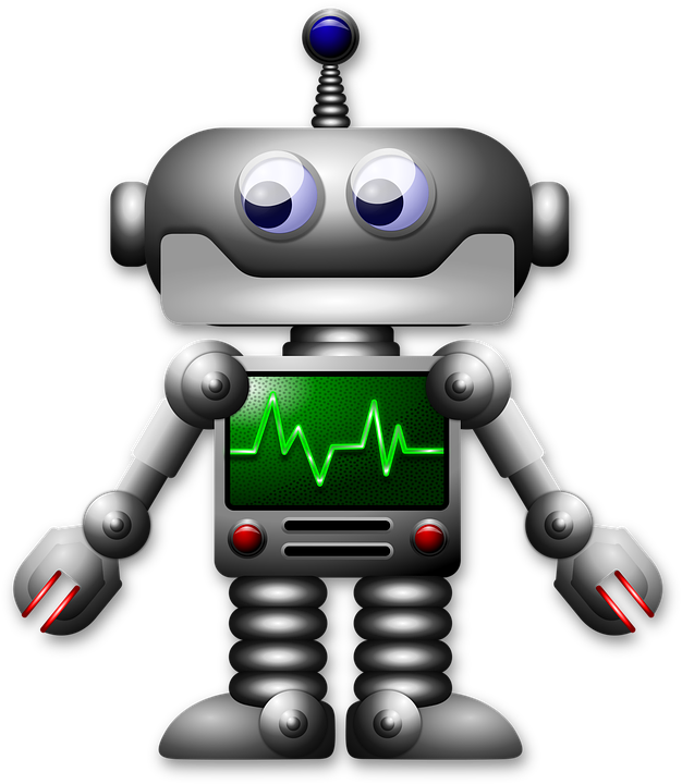 Adorable Android Artificial · Free Vector Graphic On Pixabay