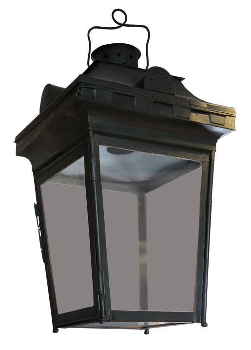 Lantern Old Lamp Light Historically