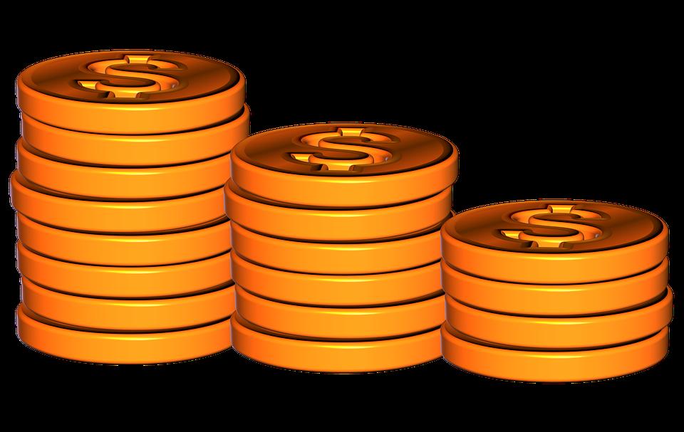 Monedas Pila De Moneda En · Foto Gratis En Pixabay