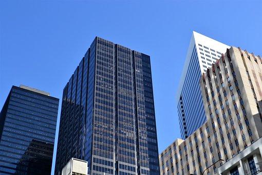 建物, ヒューストン, テキサス州, 都市の景観, 超高層ビル, スカイライン