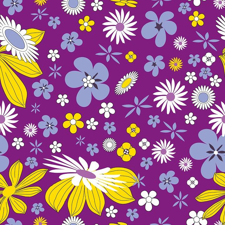 floral flowers wallpaper  u00b7 free image on pixabay