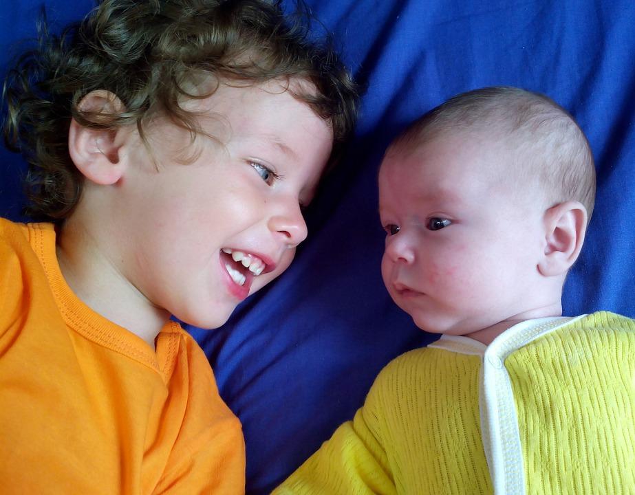 Fratelli Babe Sorrisi Foto Gratis Su Pixabay