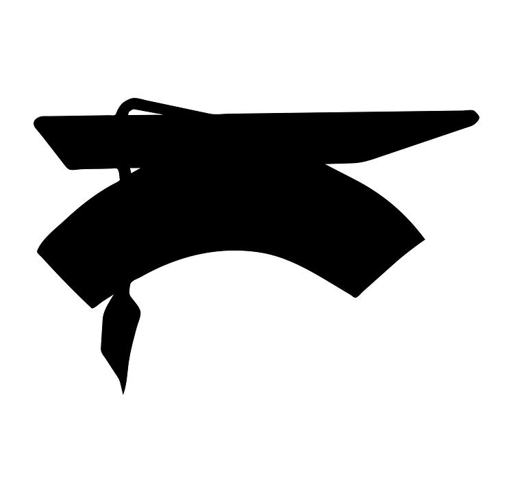 3656da29866e Čiapky Promócie Klobúk - Vektorová grafika zdarma na Pixabay