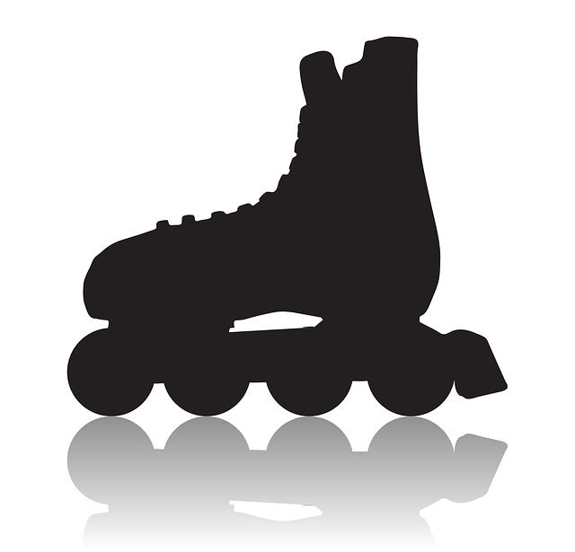 Silhouette Skates Skateboard 183 Free Vector Graphic On Pixabay