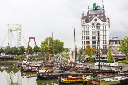 Principales destinos de Holanda
