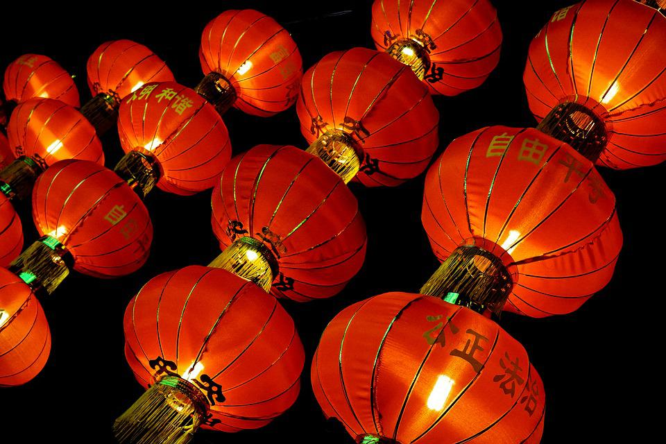 The Mid-Autumn Festival Lantern - Free photo on Pixabay