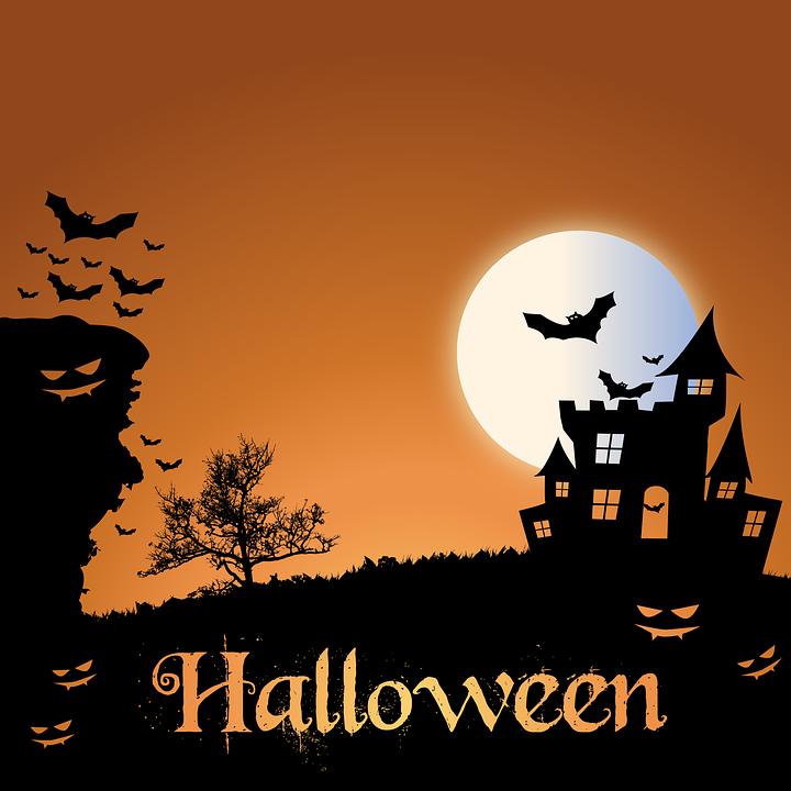 Free vector graphic: Halloween, Night, Bat - Free Image on Pixabay ...