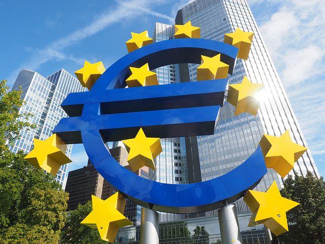 Euro-Sculpture, Euro Sign, Artwork