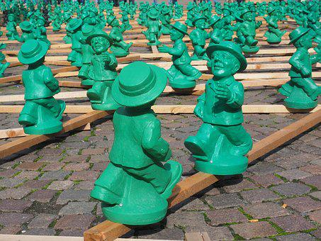 Green Men, Art, Artwork