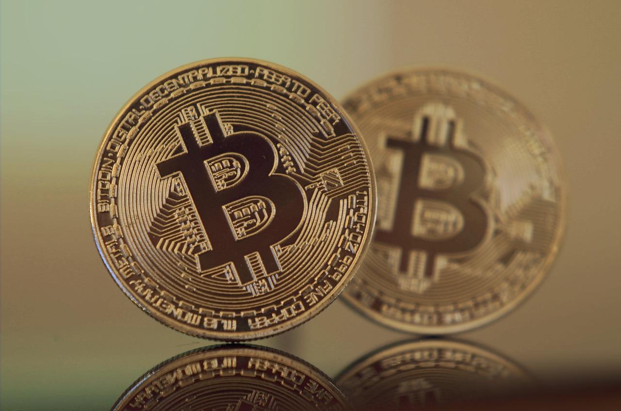Bitcoin Cryptocurrency Btc - Free photo on Pixabay