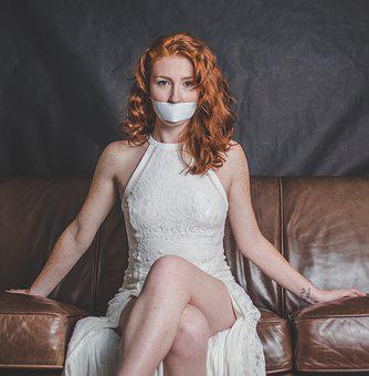 Woman, Silenced, Silence, No Speak