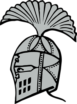 Helmet Medieval Military Knight