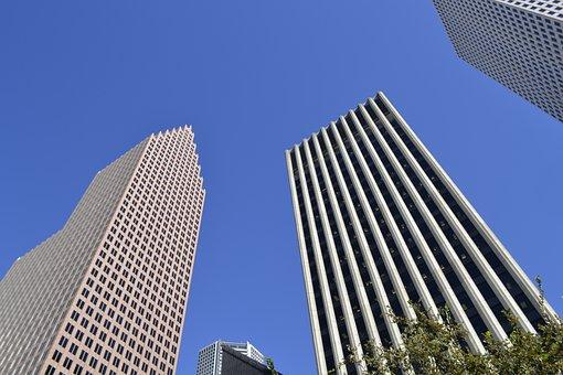 Skyscrapers, Houston, Texas