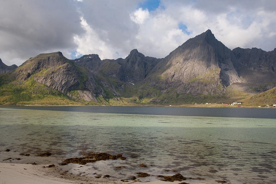 Lofoten Islands Sea