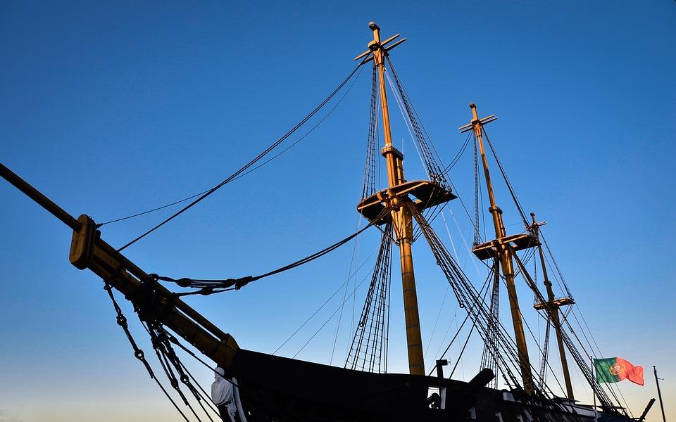Ship mast masts sailing free photo on pixabay ship mast masts sailing vessel rigging sail port sciox Gallery