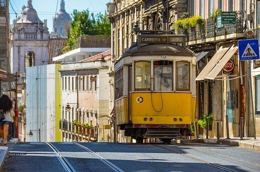 Transporte público Lisboa, Tranvía Amarillo
