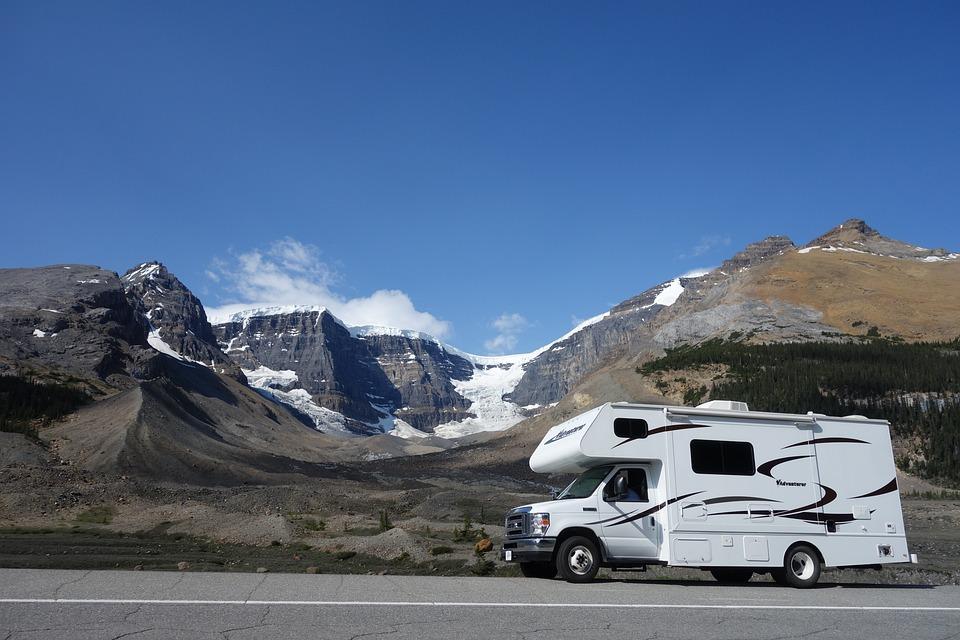 Viajar por Canadá con autocaravana