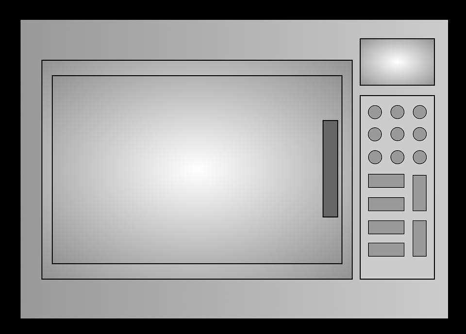Micro-Ondas, Cocina, Cook, Alimentos, Electrodomésticos