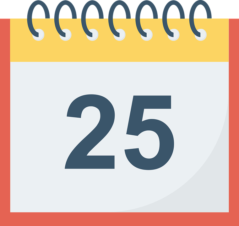 calendar schedule day free vector graphic on pixabay