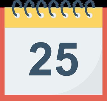 Calendar, Schedule, Day, Diary