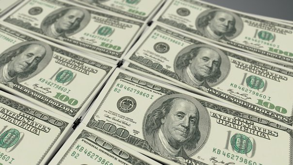 Usd, 札, ドル, お金, 現金, 通貨, 金融, 紙幣, Exchange