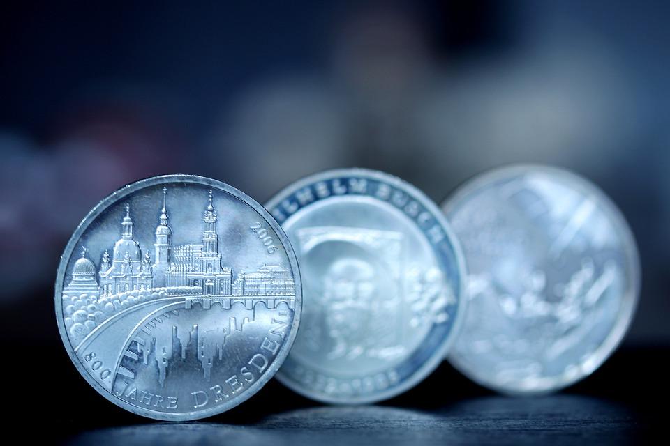 Münze Dresden Jubiläum 800 Kostenloses Foto Auf Pixabay