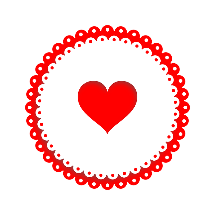 Symbol Herz Rot · Kostenlose Vektorgrafik auf Pixabay