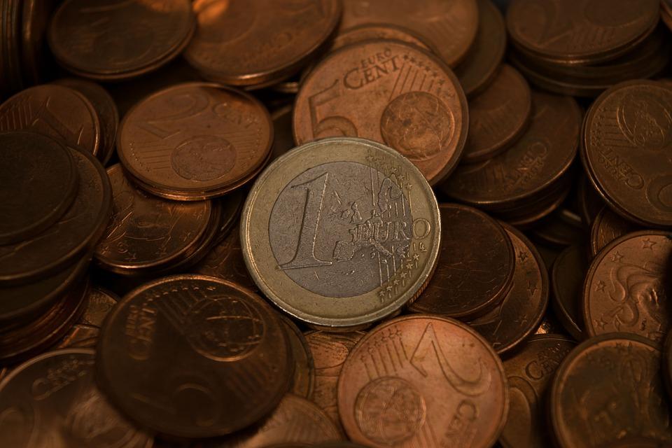 Geld Euro WA�hrung