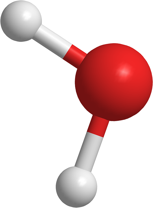 Image result for water molecule